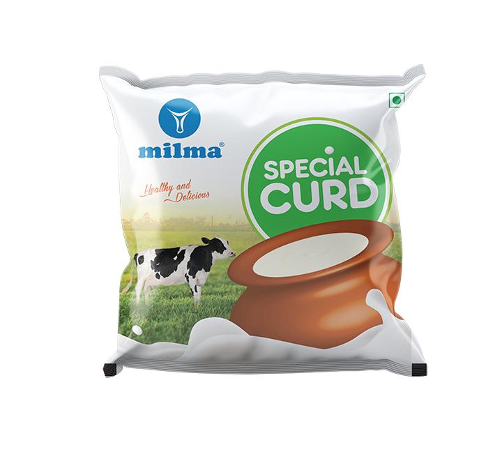 Milma Special Curd