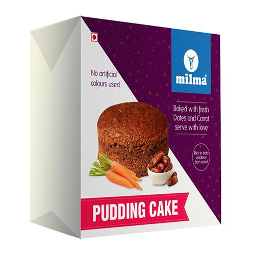 Milma Pudding Cake