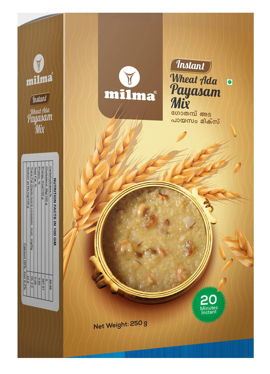 Wheat Ada Mix